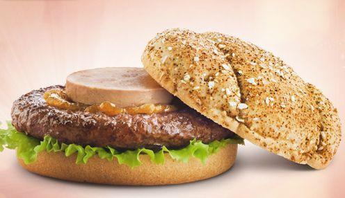 star wars burger quick n foie gras burger