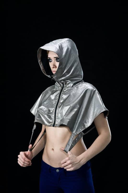 stealth hoodie