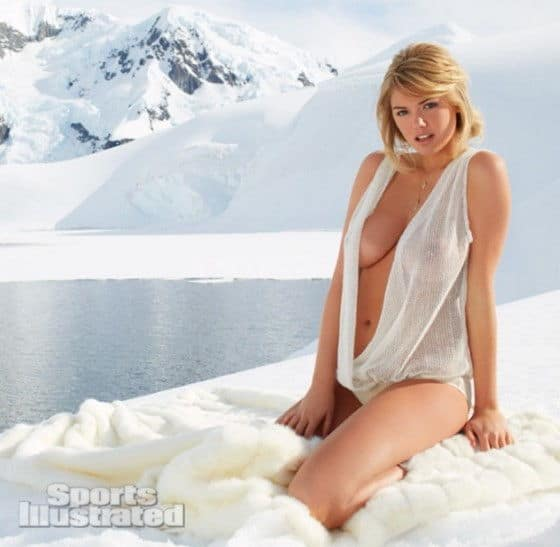 Kate Upton see through nipples