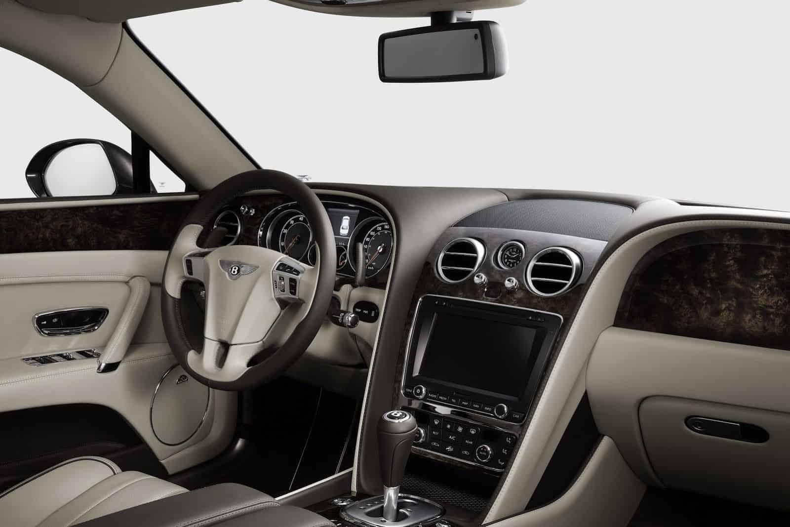 2014 Bentley Flying Spur Interior