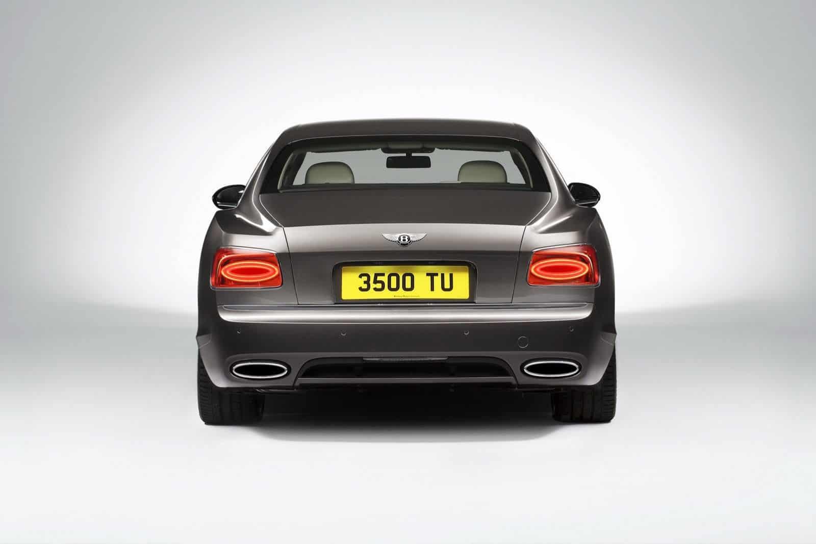 2014 Bentley Flying Spur 8