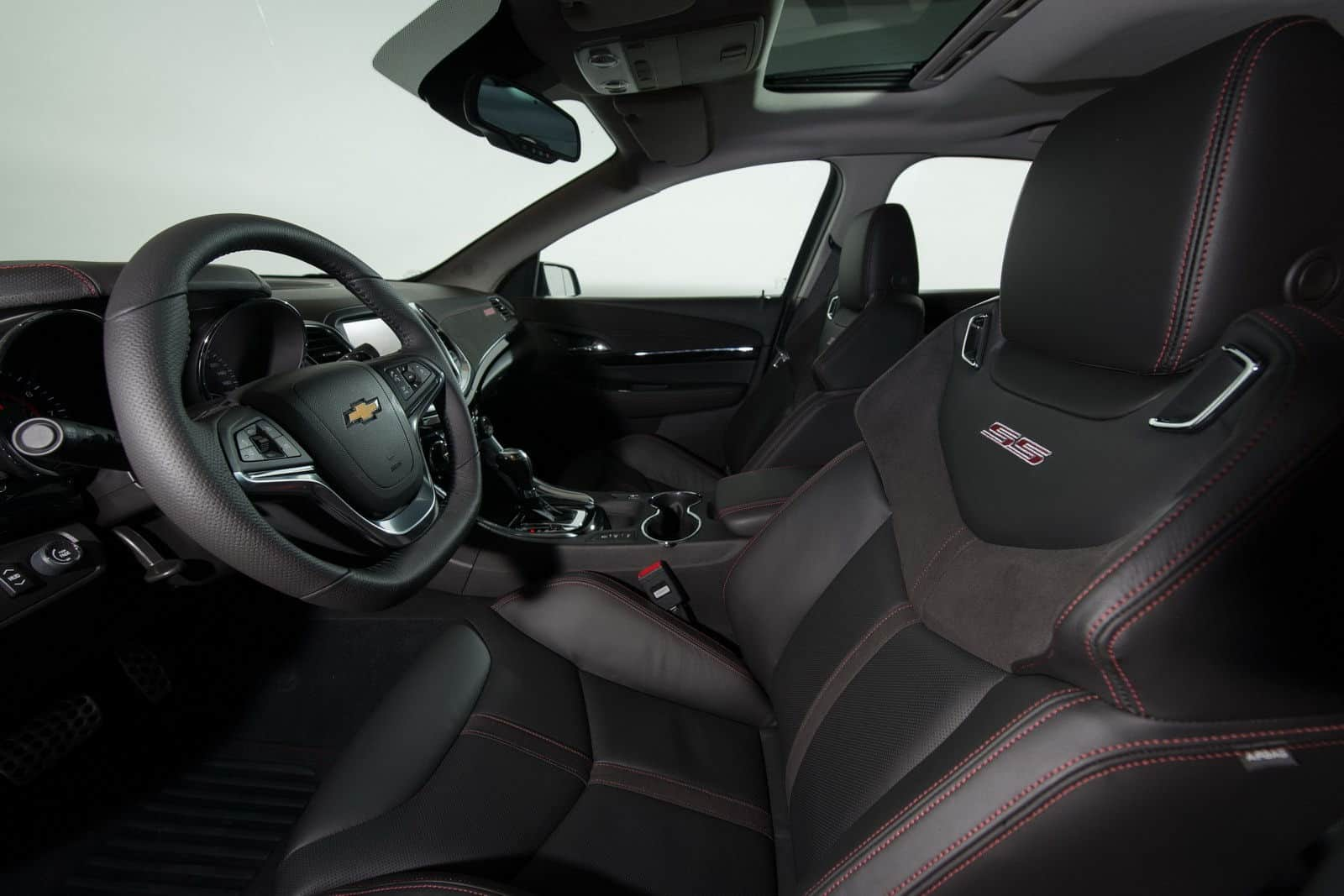 2014 Chevrolet SS dashboard