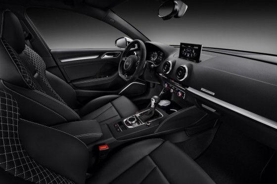 2013 Audi S3 Sportback Interior