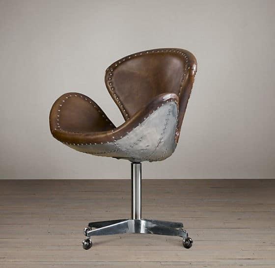Devon Spitfire Leather Chair