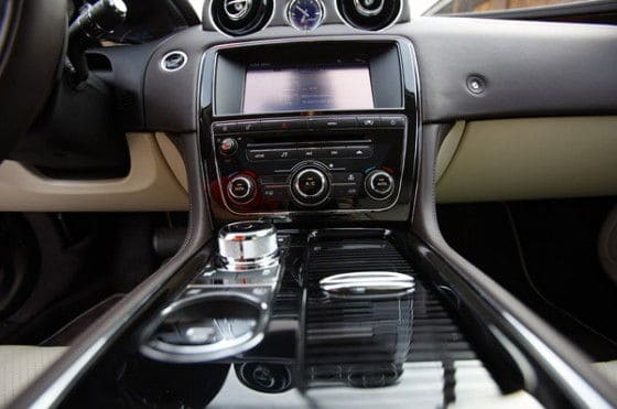 Jaguar XJL Interior