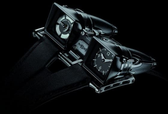MB&F Horological Machine No 4 Final Edition Watches