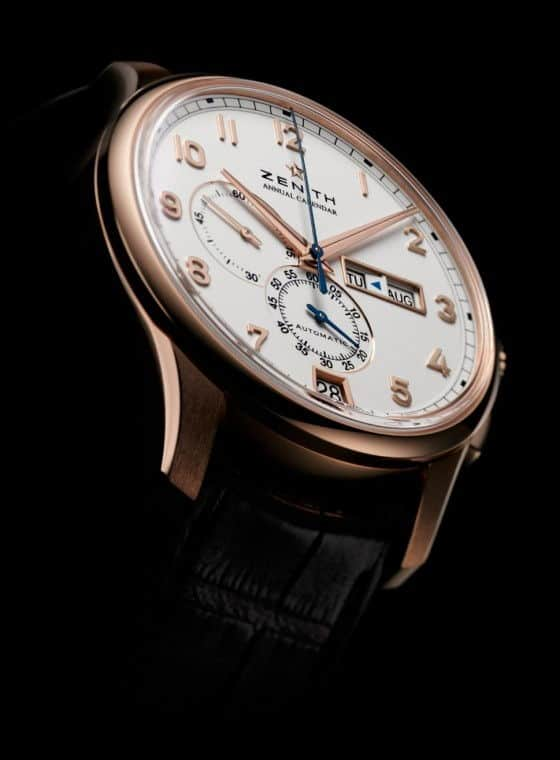 Zenith Captain Winsor Boutique Edition Watch Gold