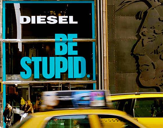 diesel-be-stupid