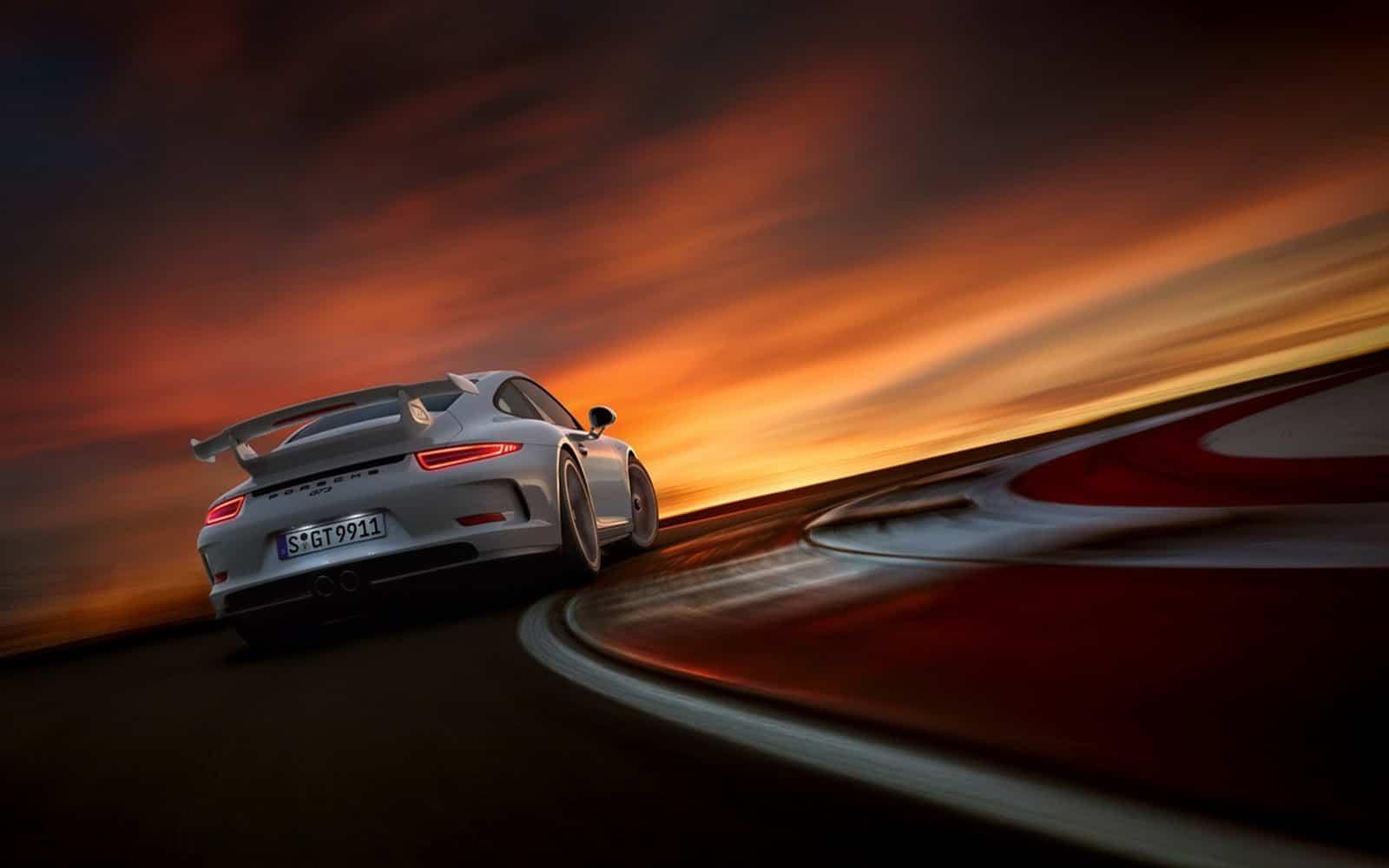 Porsche 911 Gt3 Unfinished Man