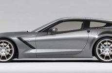 Callaway AeroWagon Corvette Concept