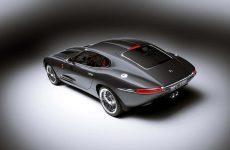 Modern day Jaguar E-Type