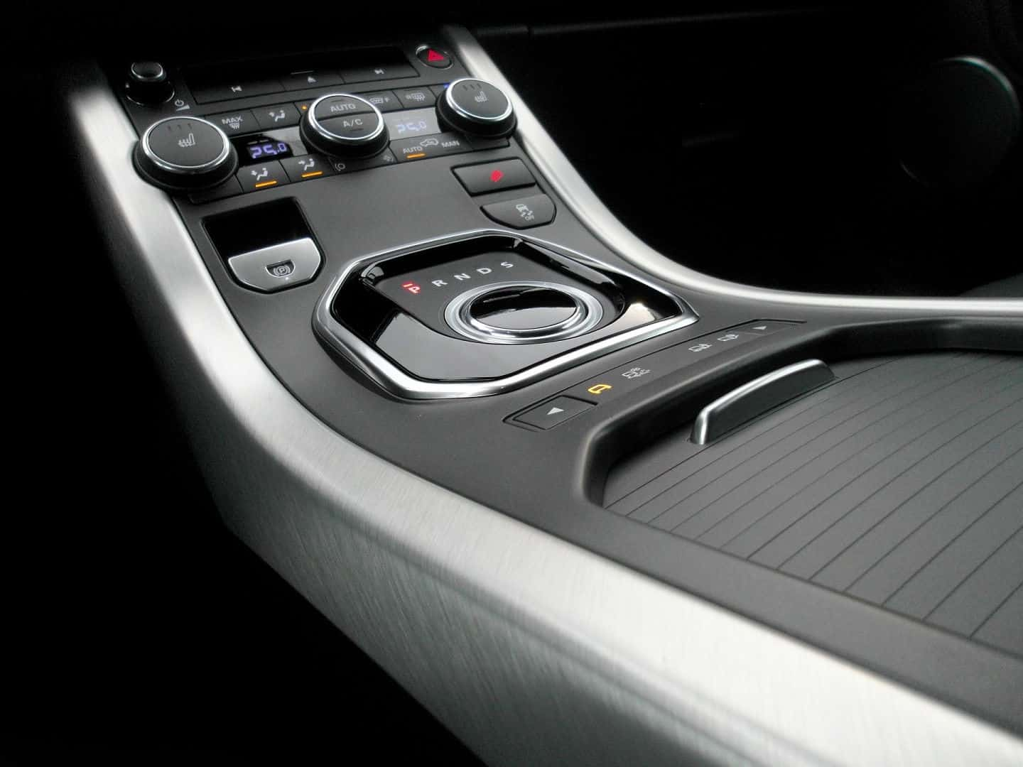 Range Rover Evoque Center Console