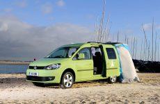 VW Camper Van Caddy Maxi