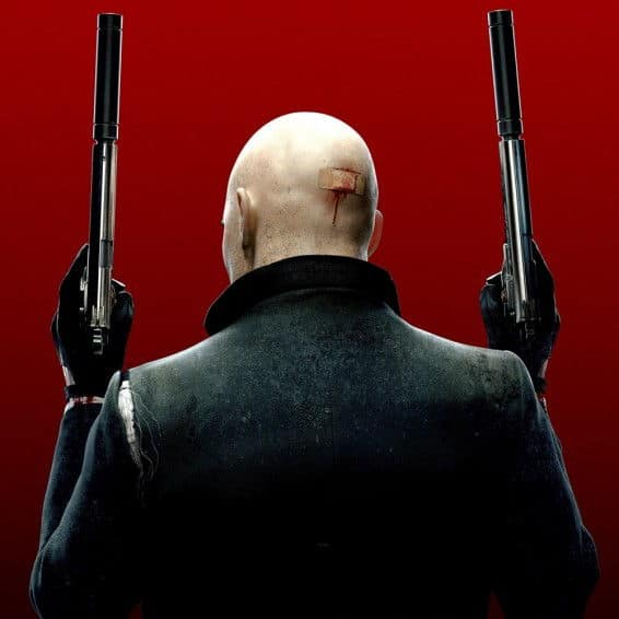 bald agent 47