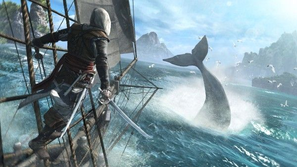 whale in AC4