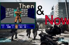 evolution of first person shooters