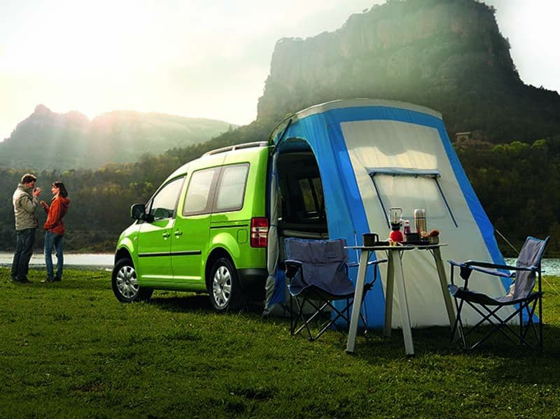 volkswagen caddy maxi camper unfinished man. Black Bedroom Furniture Sets. Home Design Ideas