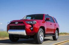 2014 Toyota 4Runner Trail