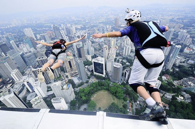 Extreme Activities to Try Before You Die - Unfinished