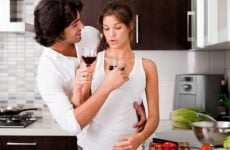 relationship type of guy offering wine
