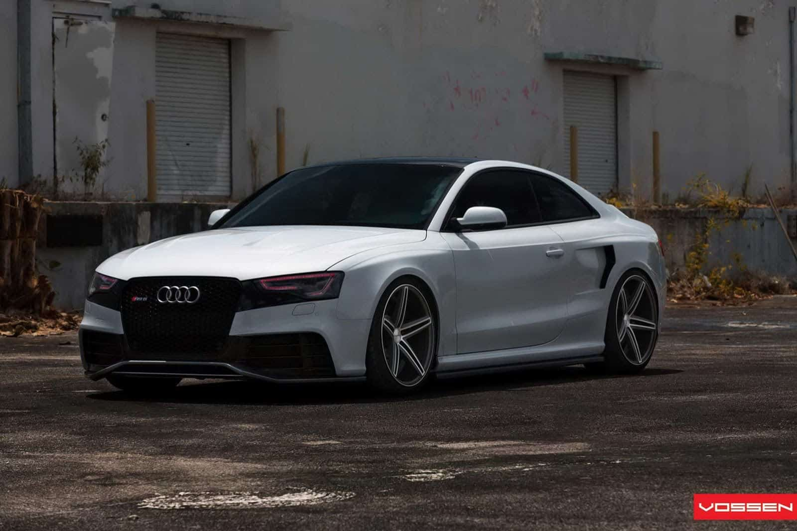 Tuned Audi RS5