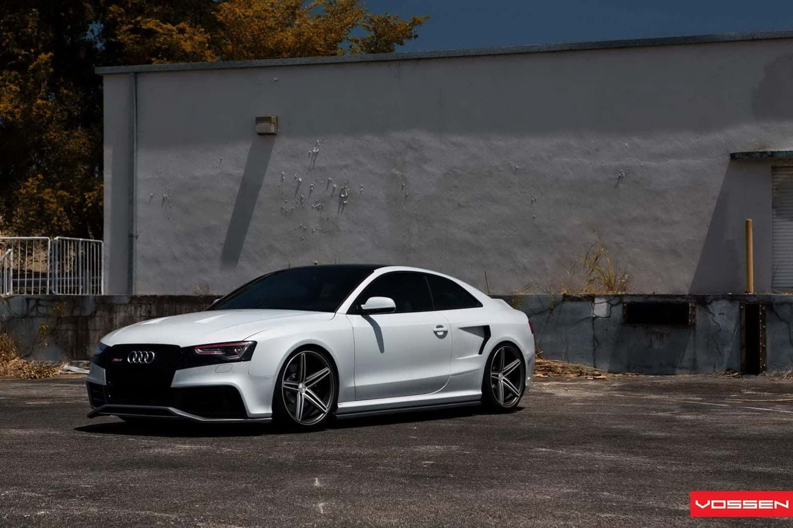 Tuned RS5