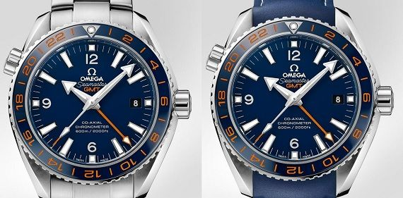 Omega Planet Ocean GMT Watches