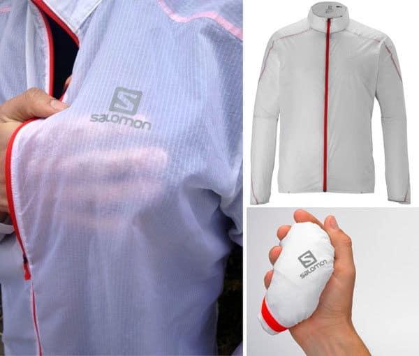 Salomon Windbreaker jacket