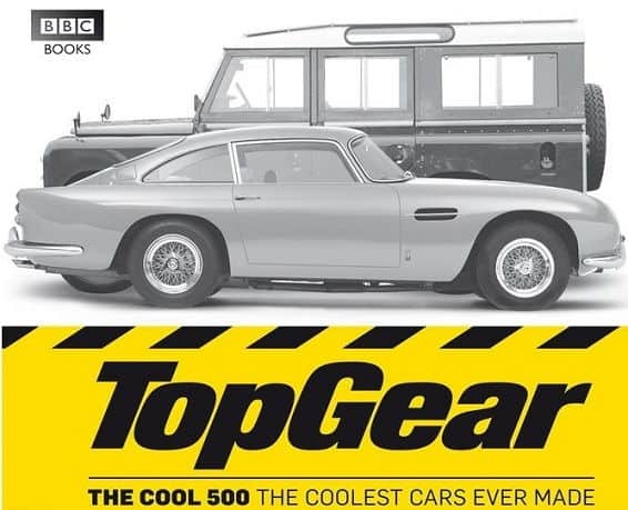 "Top Gear - ""The Cool 500: The Coolest Cars Ever Made"" Book ..."