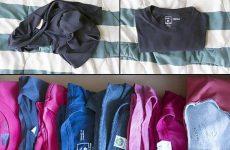 japanese tshirt folding technique