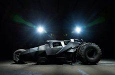 The Dark Knight Tumbler Replica