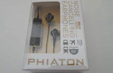Phiation PS 20 NC Noise Cancelling earphones