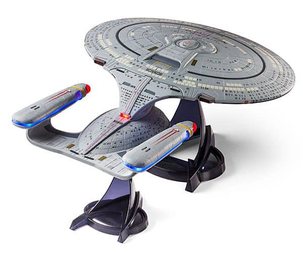 Star Trek Enterprise D Ship replica