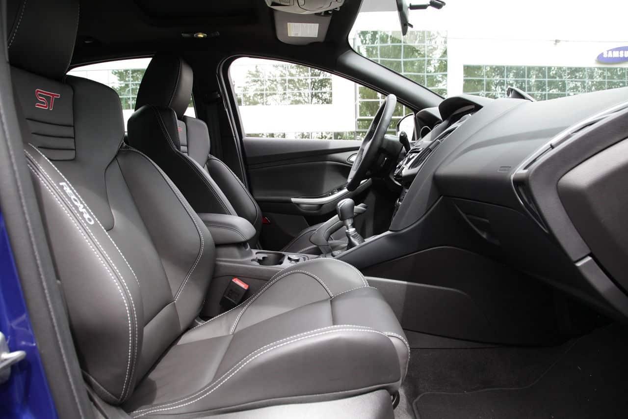 2013 Ford Focus ST Recaro seats