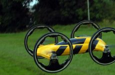 Flying car helicopter