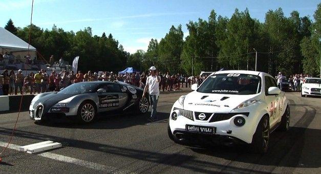 700hp Nissan Juke-R