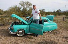 Ernie Adams 1949 Mercury Dwarf Car