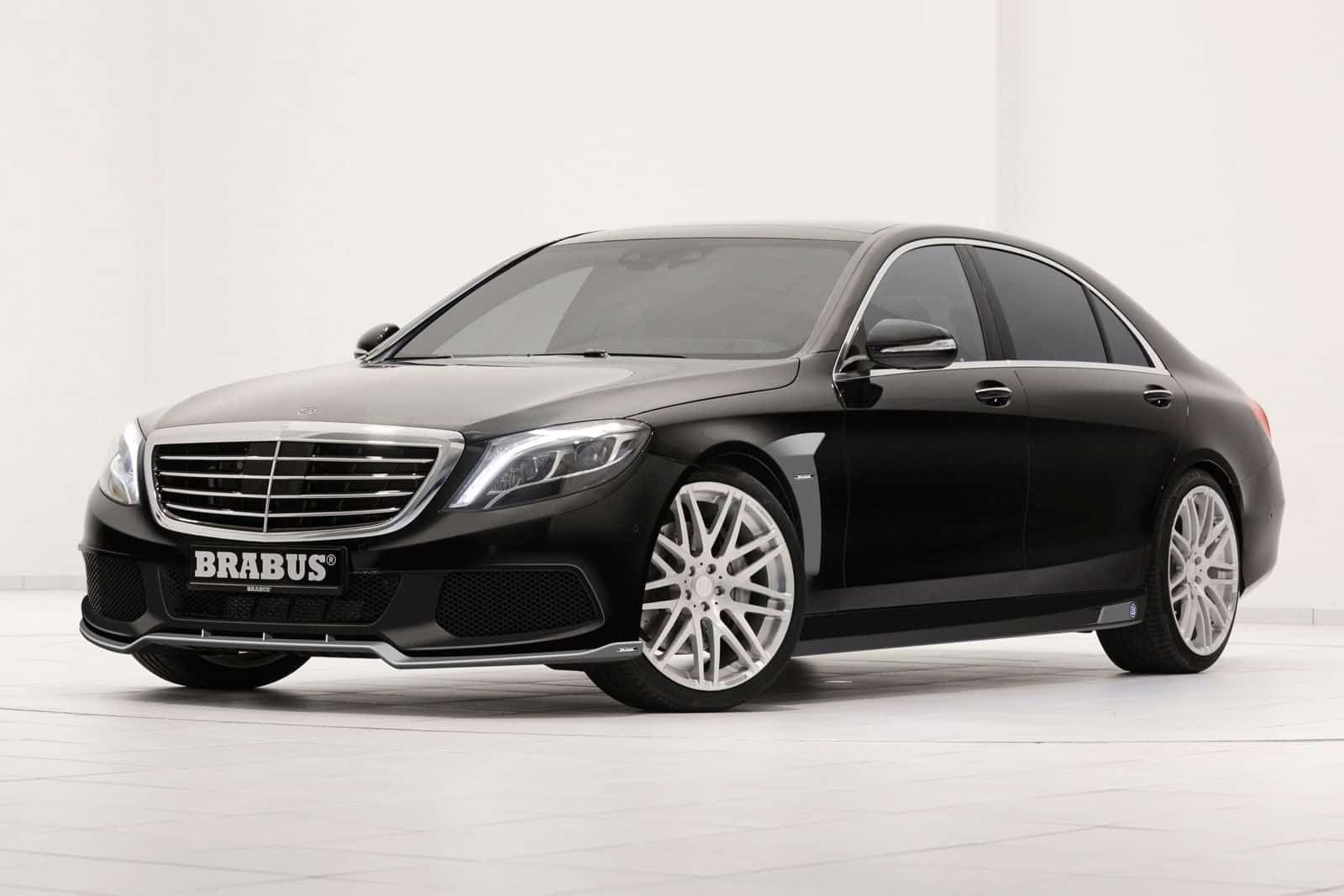 Mercedes S-Class by Brabus