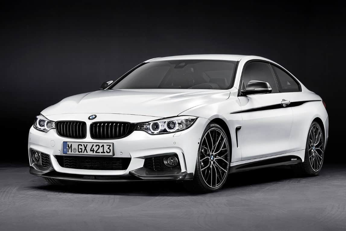 4-Series M Performance Upgrade
