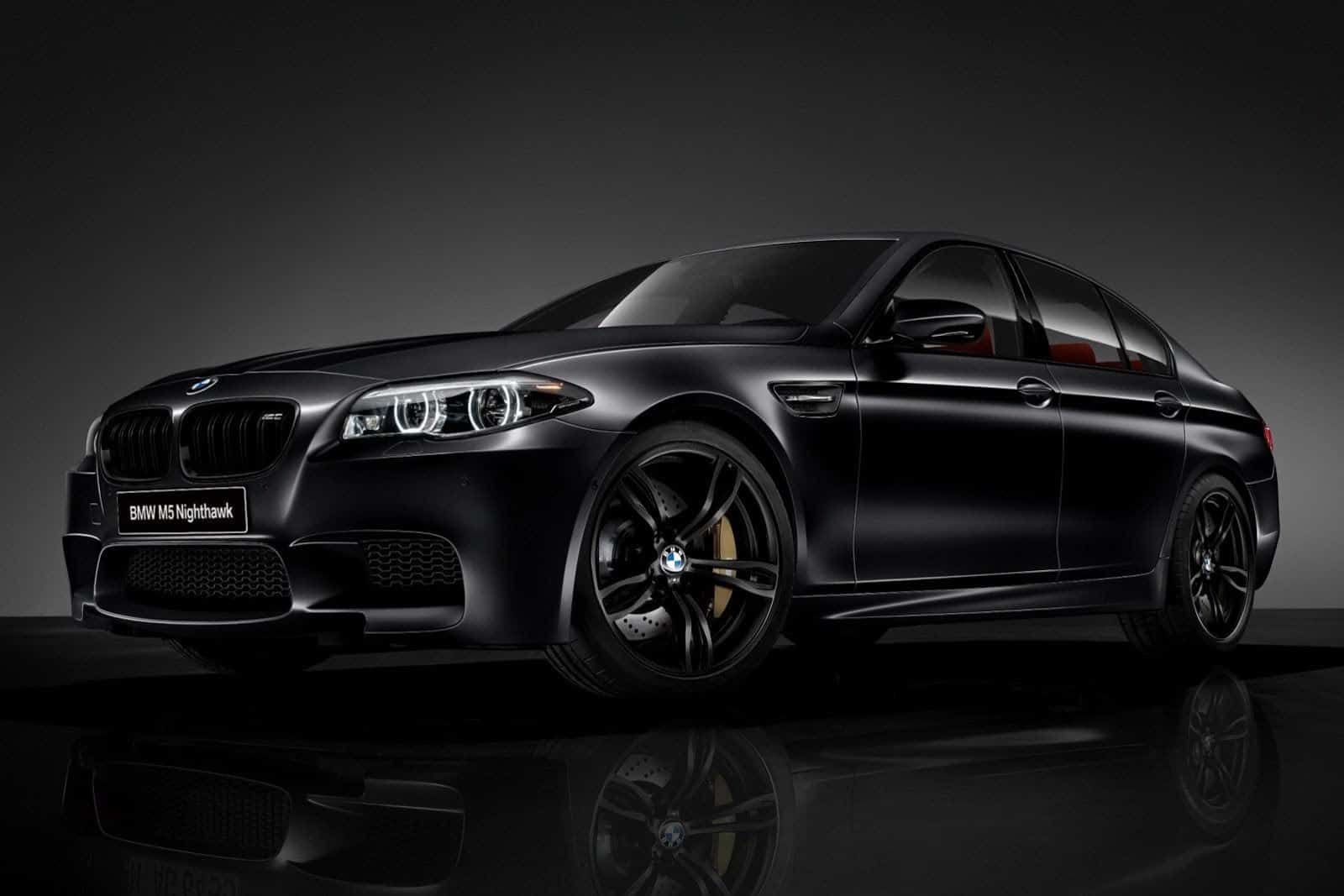 BMW M5 Nighthawk Special Edition
