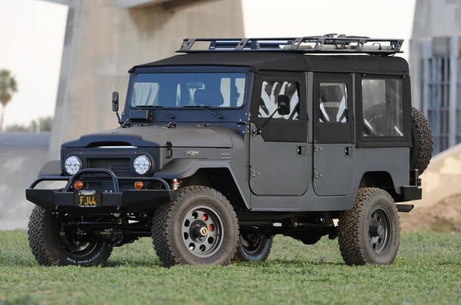 1966 Toyota Fj44 By Icon Unfinished Man