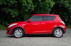 Suzuki Swift All-wheel drive