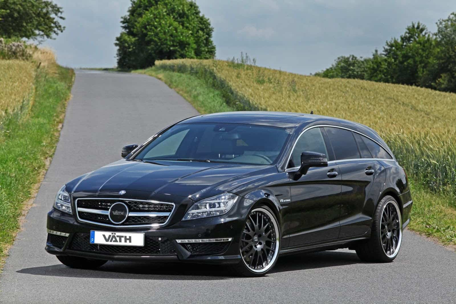 Benz CLS by Vath