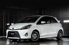 Toyota Vitz GRMN Turbo 1