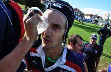 stupid rugby injury