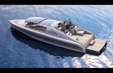 Mercedes Arrow460 Granturismo Yacht 1