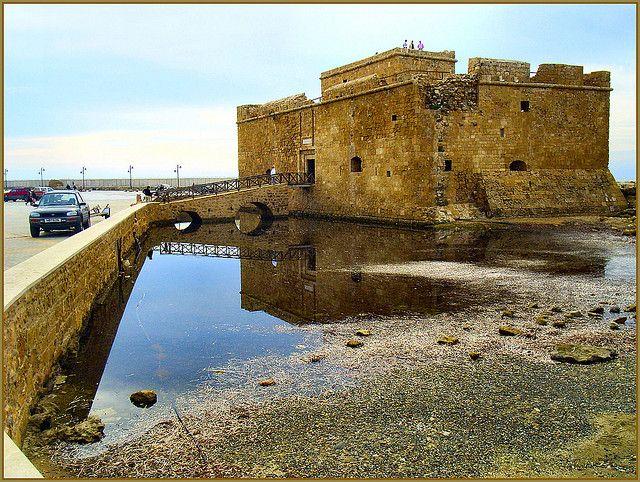 Moorish fort in Cyprus