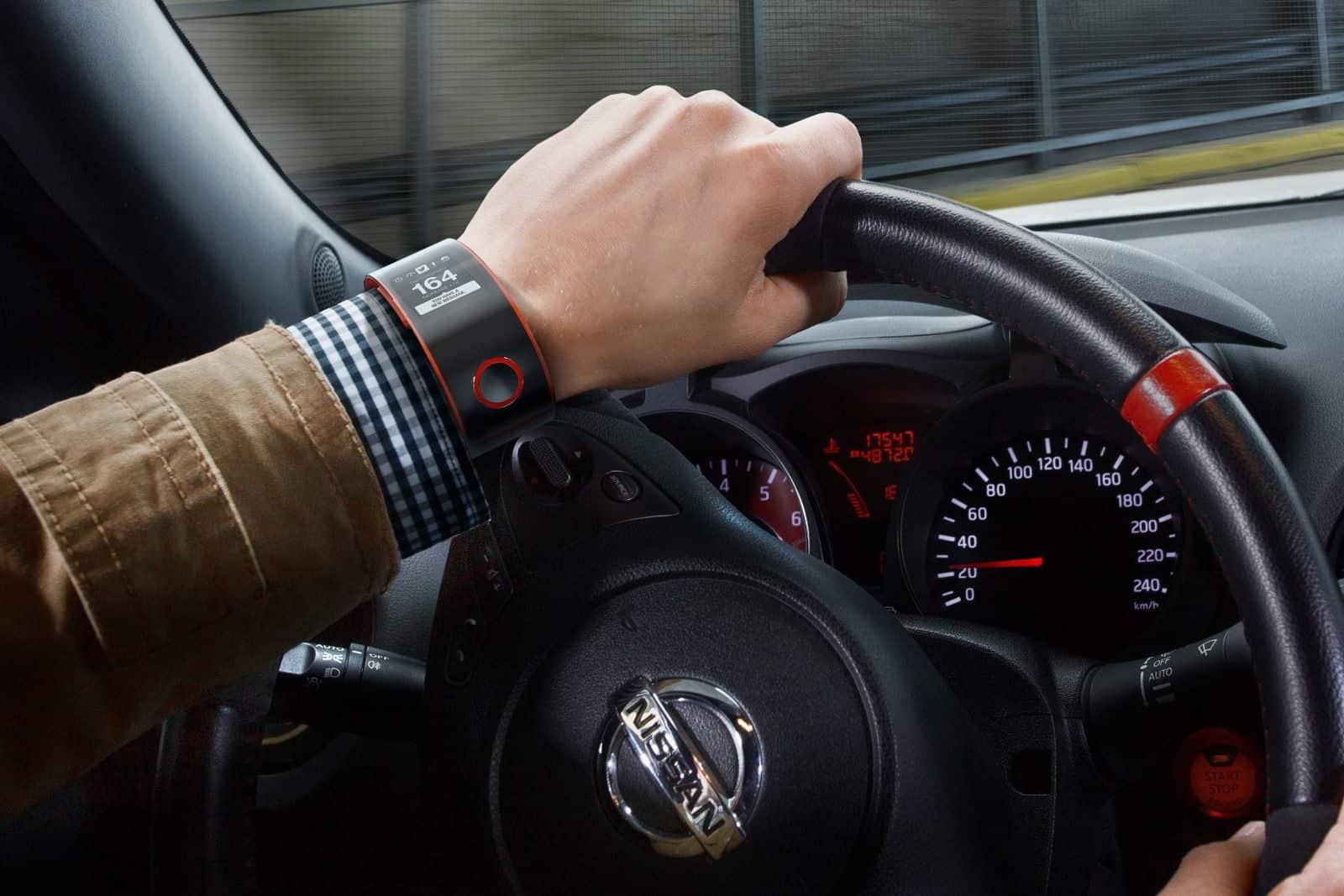Nismo Smart Watch Concept