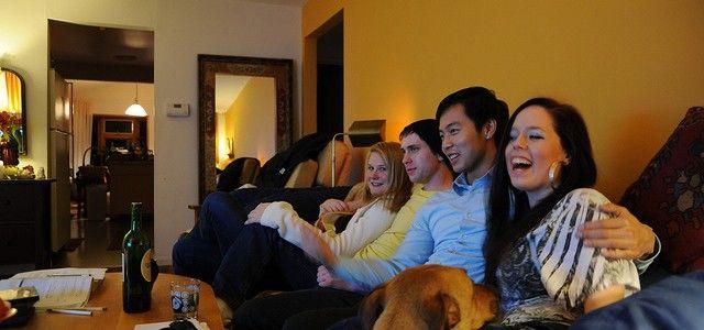 watching online tv