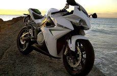 CRP Energica Ego Motorcycle